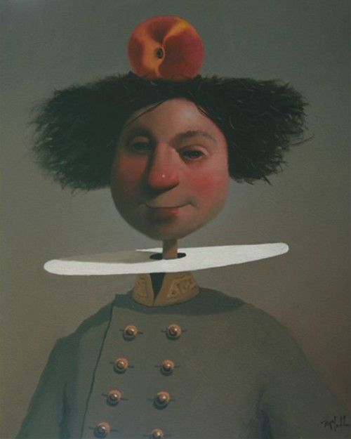 """The Peach Patriot"""