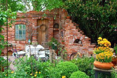 Sehe dir das Foto von Bea-Gassner mit dem Titel Was für eine urige Mauer im Garten und andere inspirierende Bilder auf Spaaz.de an.