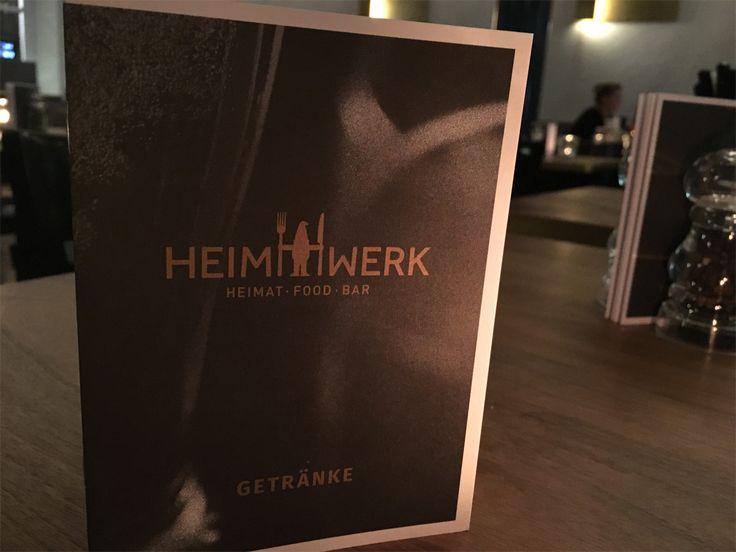 Das HeimWerk bietet bayerisches Essen, gepaart mit einem außergewöhnlichen Konzept, welches sich auf das Essen, die Location und auch die Umwelt auswirkt.