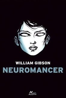 My favourite of the Neuromancer covers
