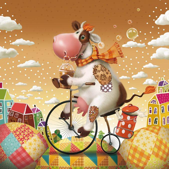 Просмотреть иллюстрацию Му-муня из сообщества русскоязычных художников автора Data   Доронина Татьяна в стилях: 2D, нарисованная техниками: Растровая (цифровая) графика.