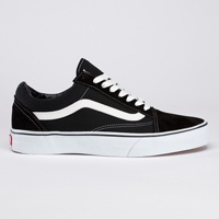 VANS: Skate, BMX shoes been wearing them since I was 9.
