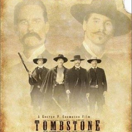 "Doc Holliday Quotes From The Movie Tombstone: ""I'm Your Huckleberry."" Tombstone"