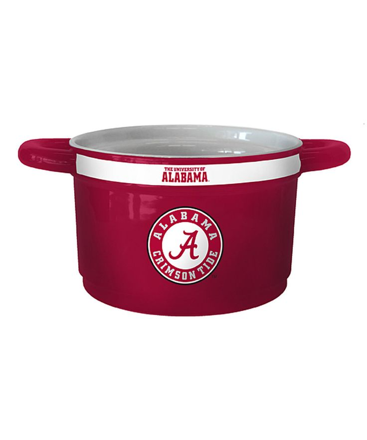 Look at this Alabama Crimson Tide Game-Time Bowl on #zulily today!