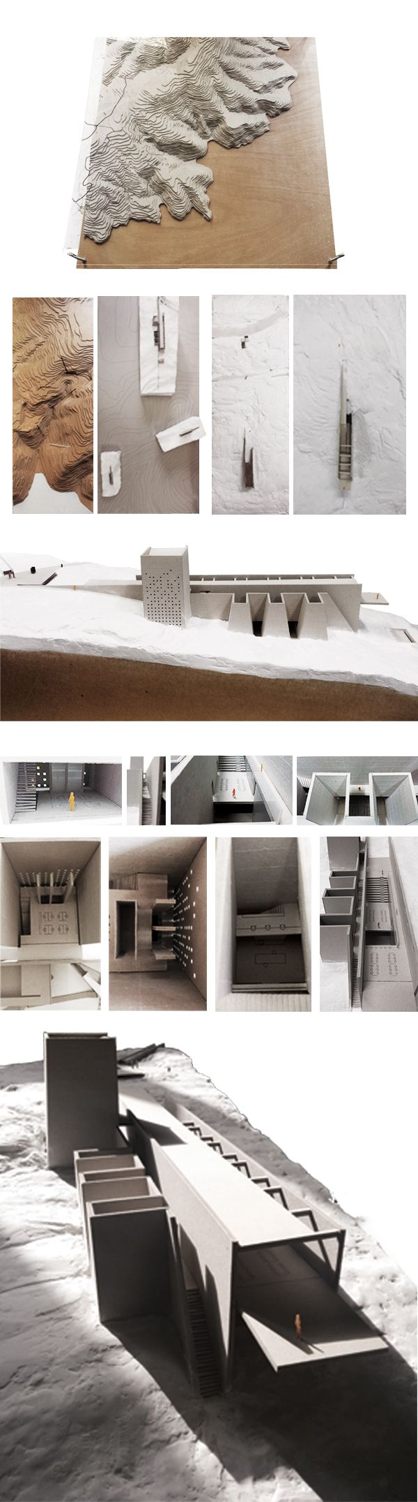 Best Architectural Models Images On Pinterest Architecture