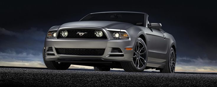 View Pictures of Vintage Ford Mustangs: 2013 Ford Mustang GT