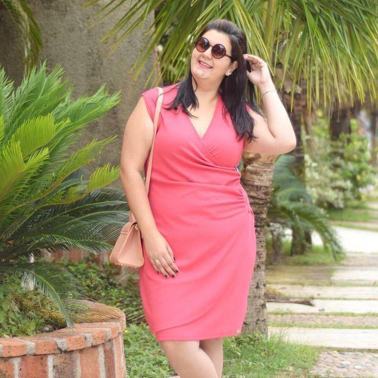 Vestido Mirasul pelo blog Plus Size TIPS. Veja mais em: www.mirasul.com.br