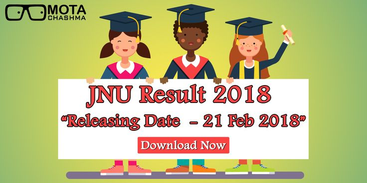 The Jawaharlal Nehru University (#JNU) has declared the result for all the awaiting applicants. Candidates can get their JNU #Result by entering their Application number on our official website #MotaChashma. To get more details related to various results you need to subscribe to our newsletter.