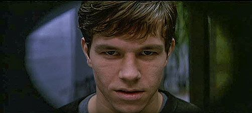 "Mark Wahlberg as David McCall in ""Fear"" (1996)"