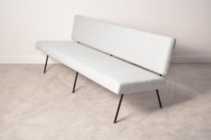 Canapé Modèle 32 par Florence Knoll pour Knoll International, 1965 1