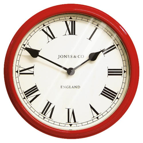 Black Kitchen Clock Argos: 78 Best Jones Clock From Pinterest Images On Pinterest
