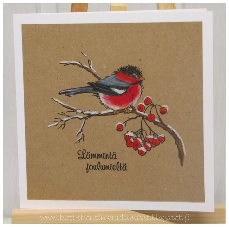 Prismacolor, Christmas card, Joulukortit