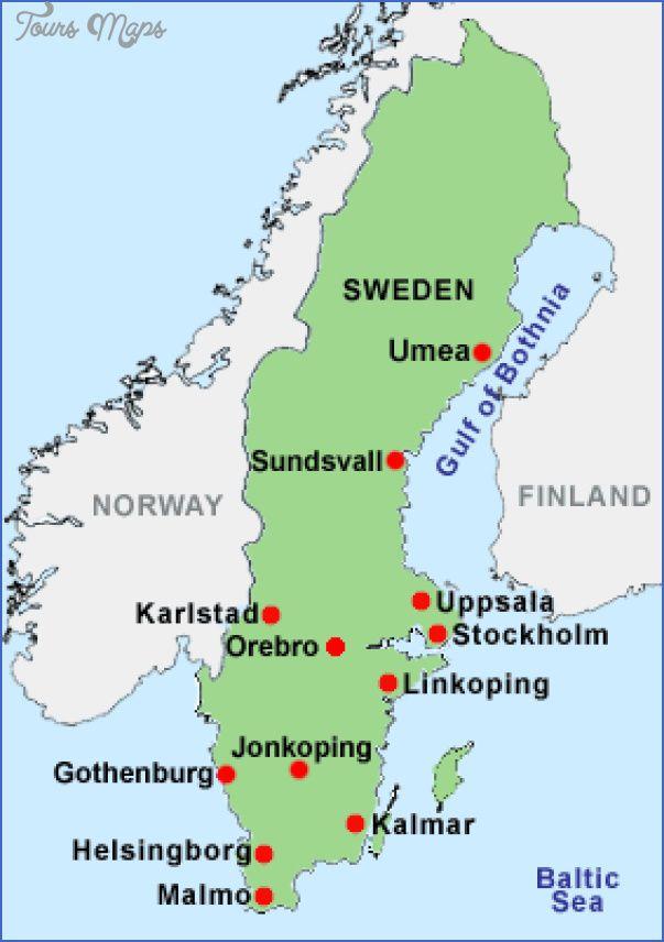 Nice Karlstad Sweden Map Tours Maps Pinterest Sweden Map And - Sweden map sundsvall