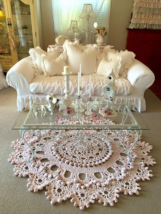 1000 Ideas About Shabby Chic Rug On Pinterest Rugs