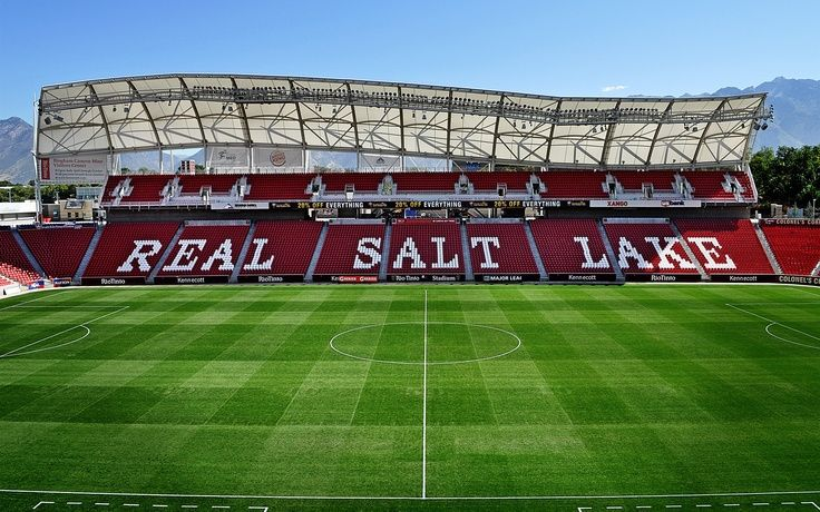 See a Real Salt Lake game! DONE: March 12, 2016. RSL 2, Seattle Sounders 1. WE'RE HERE FOR RSL!!!!!!!!!