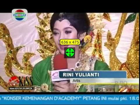 Pemain Ftv Rini Yulianti ingin melangsungkan pernikahan