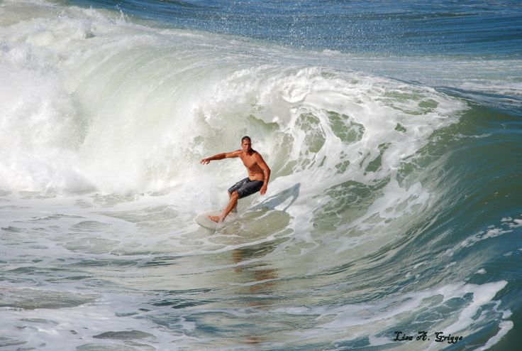 101 things to do in Outer Banks: Catch A Wave-surfing!