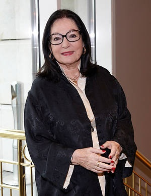 Nana Mouskouri - still one of my favourites after 40 years!