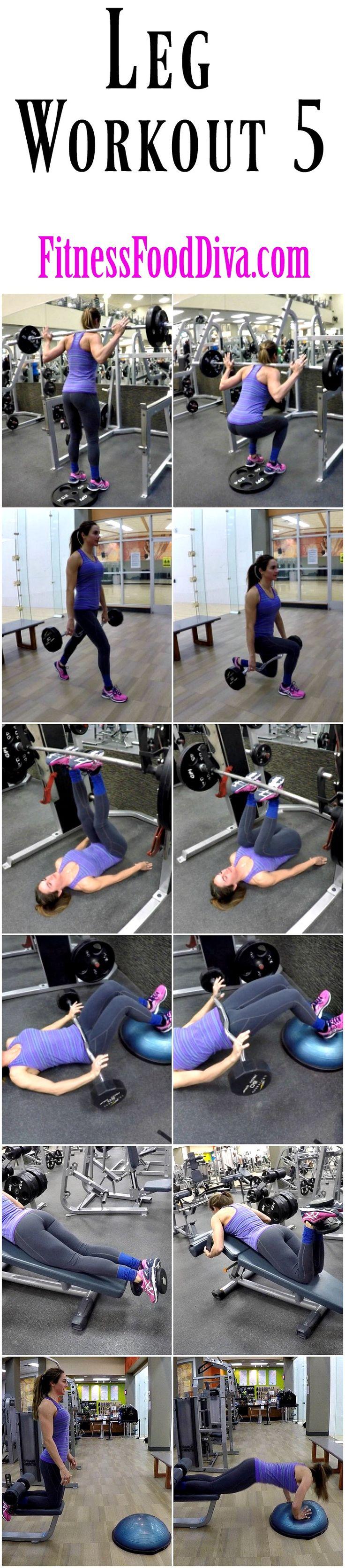 Leg Workout 5
