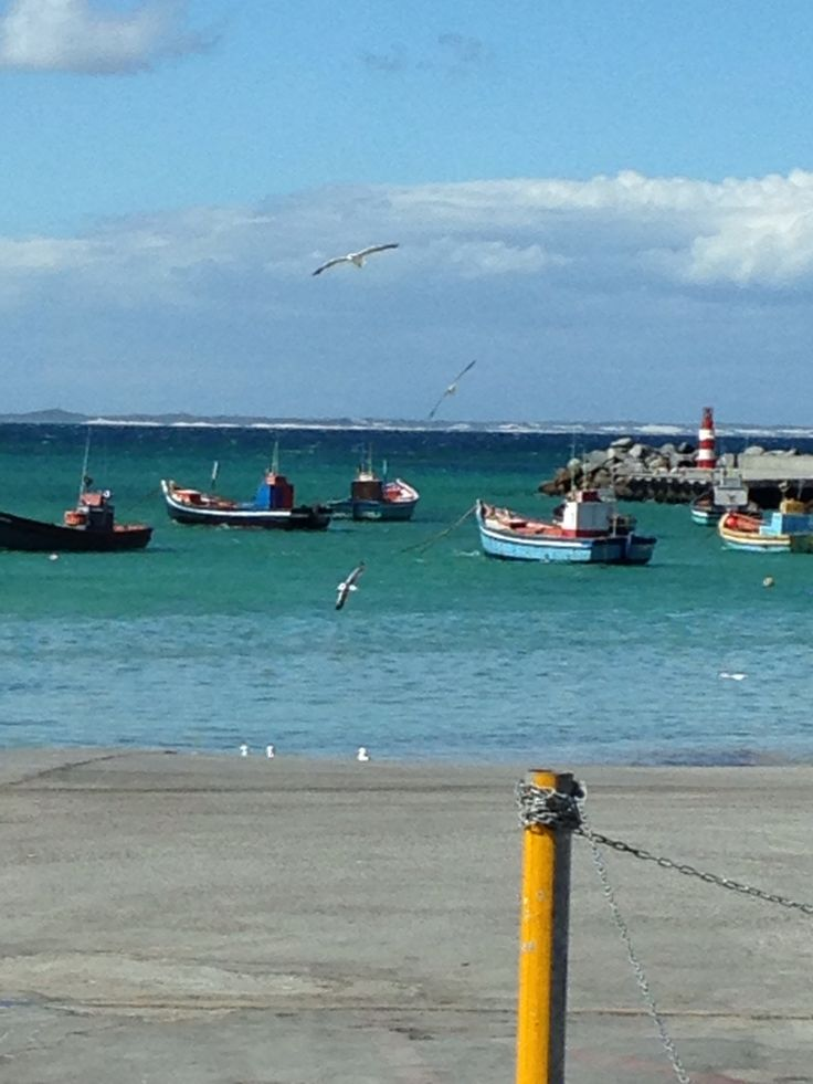 Struisbaai harbour, Western Cape, South Africa