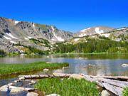 ProTrails | Diamond Lake, Fourth of July Trailhead, Indian Peaks Wilderness Area, Colorado