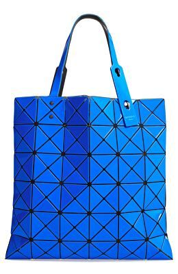e41b0ca31a2f BAO BAO ISSEY MIYAKE Designer Lucent Two-Tone Tote Bag