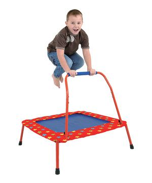 Another great find on #zulily! Galt Toys Folding Trampoline by Galt Toys #zulilyfinds