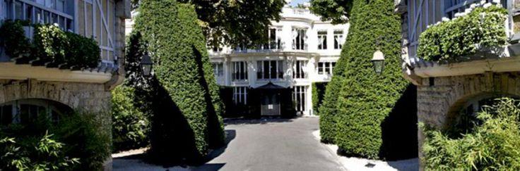 Le Pré Catelan; Bois de Boulogne - Paris 16ème; ce pavillon Napoléon III au charme fou; haute cuisine française
