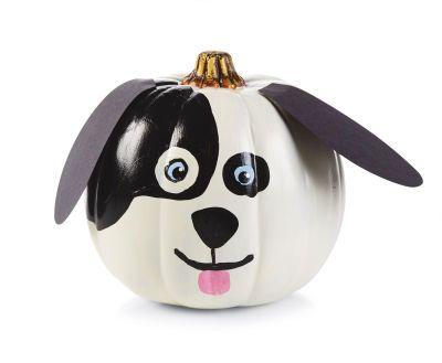 Great Pumpkin Dog