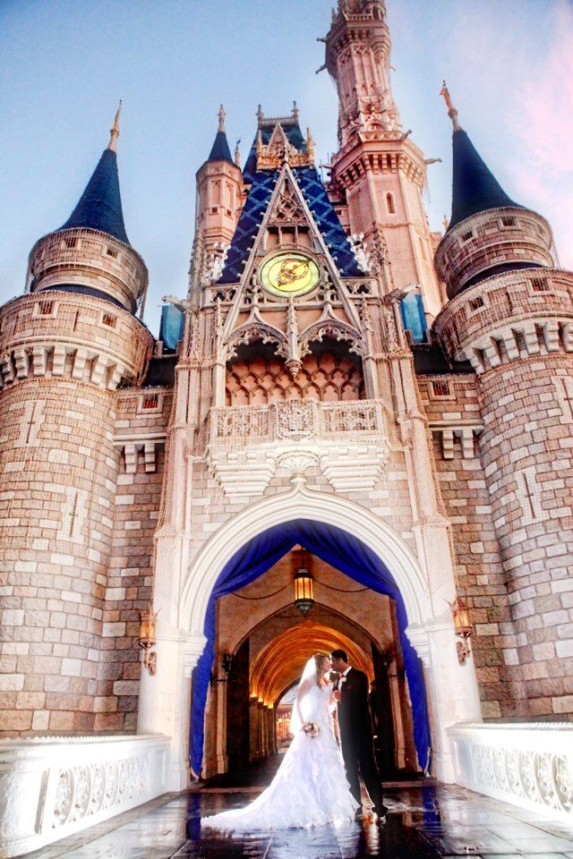 If Ben asks me to marry him AGAIN- this is the deal breaker! Disney Wedding! :)