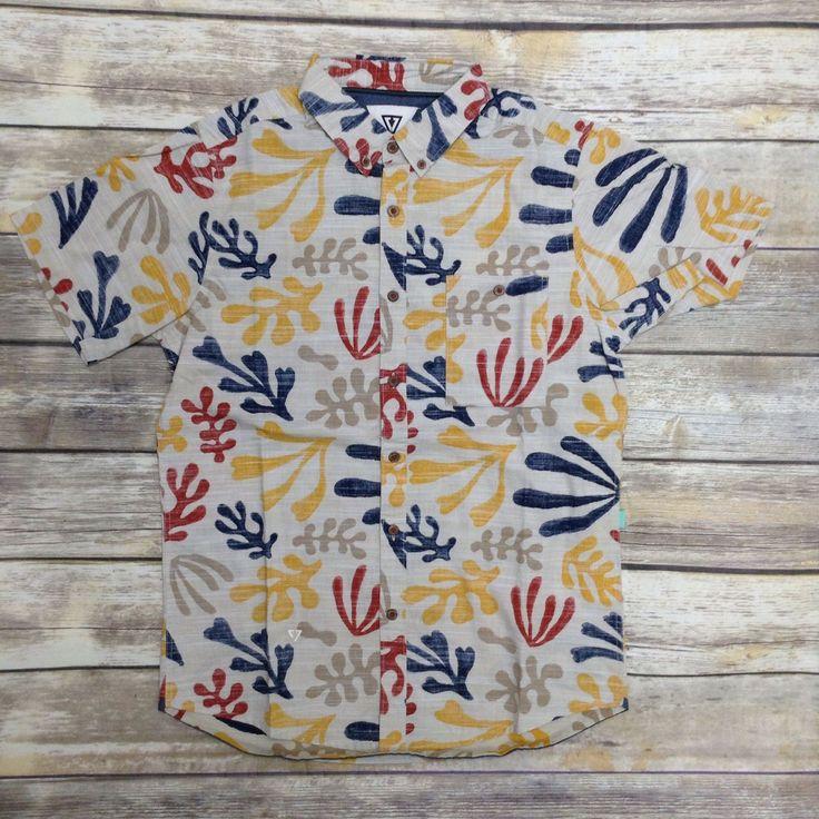 Vissla woven button downs... for when the occasion calls for more than a t-shirt :). 100 % cotton. . . . . #vissla #Surfboutique #hawaii #ronherman #hawaii  #fashion #honolulu #honoluluhawaii #honoluluboutiques #ヴィスラ #ロンハーマン #ハワイ #サーフブティック#フレッドシーガル #ファッション #メンズファッション #レディースファッション #コーディネート #サーフ #サーフスタイル #ロンハーマン #アロハデイズ #ヴィスラ #ロンハーマン #ハワイ #サーフブティック #アロハデズ#ハワイブランド #エクスクルーシブ #ハワイで人気