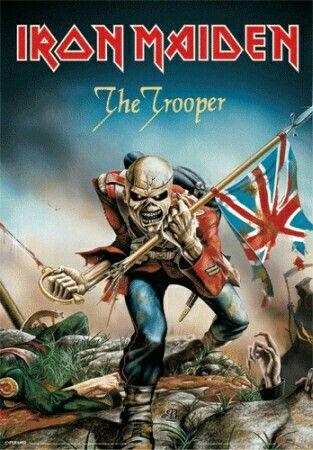 Iron Maiden 💛💜💖💗💟💚💙❤