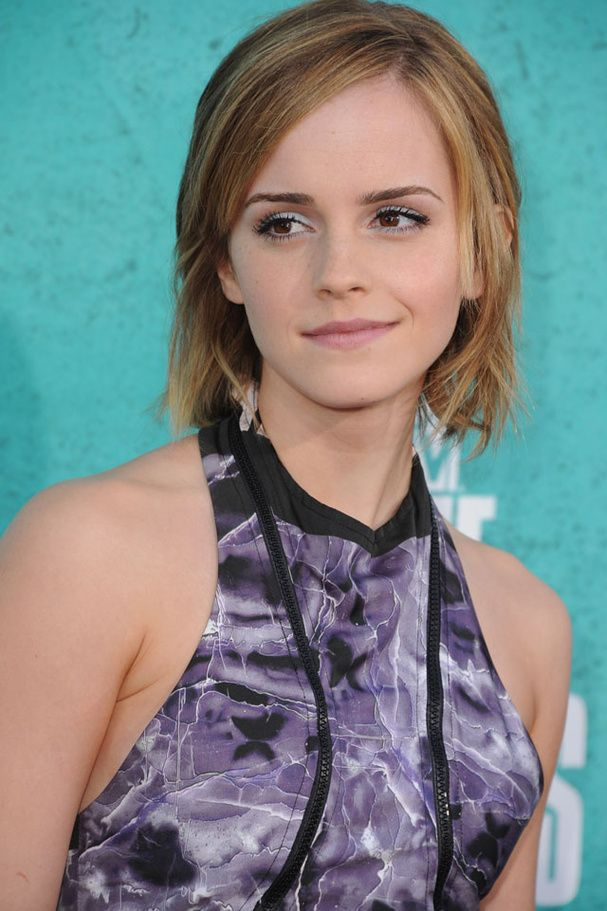 20 astuces makeup à piquer à Emma Watson Red Carpet