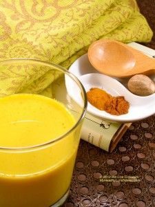 Milk is an amazing natural skin lightener and toner, especially for dry and sensitive skin.The combination of milk and turmeric works like a magic.Moisten a cotton pad with a 4 tbsp of chilled milk mixed with a tsp of turmeric and rub on your face.After 5 minutes wash off.Using it regularly twice in a day gives two shades lighter skin tone.Milk fades away any flaws on your face and turmeric is a natural skin lightening agent and antiseptic.