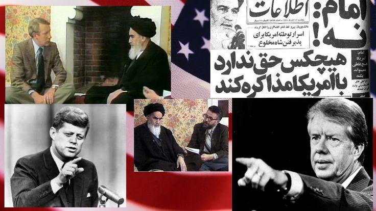 Abbas Milani, عباس ميلاني « تماسهاي روح الله خميني ـ دولت آمريکا » ؛