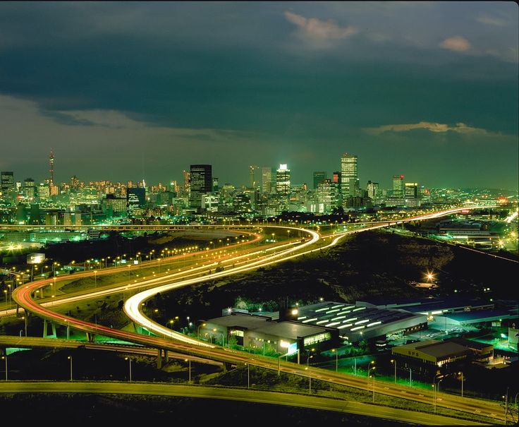 Johannesburg, South Africa  Can't wait to go back :)