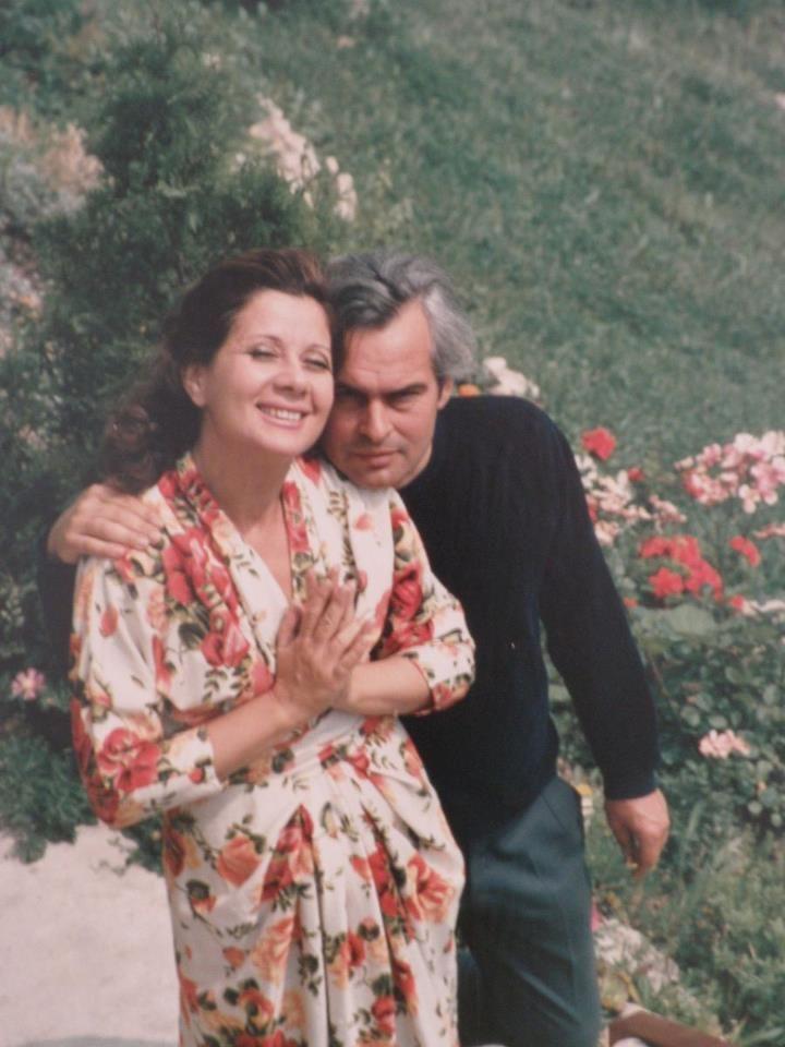 Ruttkay Éva és Latinovits Zoltán