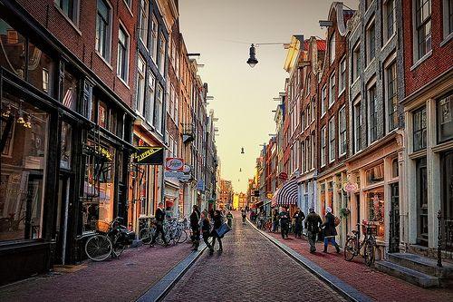 De 9 Straatjes in Amsterdam: o.a. vintage, beauty, kunst en lifestyle.