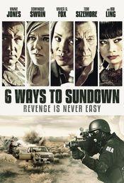 poster 6 Ways To Sundown