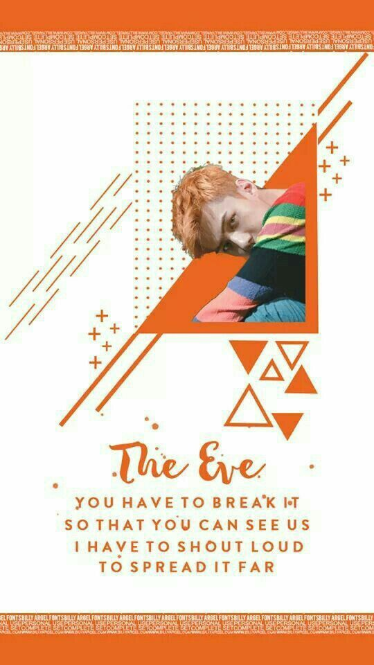 Sehun #Kokobop #The_Eve