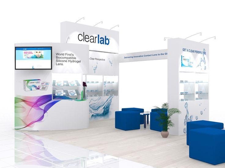 https://flic.kr/p/AohK6R   Exhibition stand design for Clearlab   Exhibition stand design