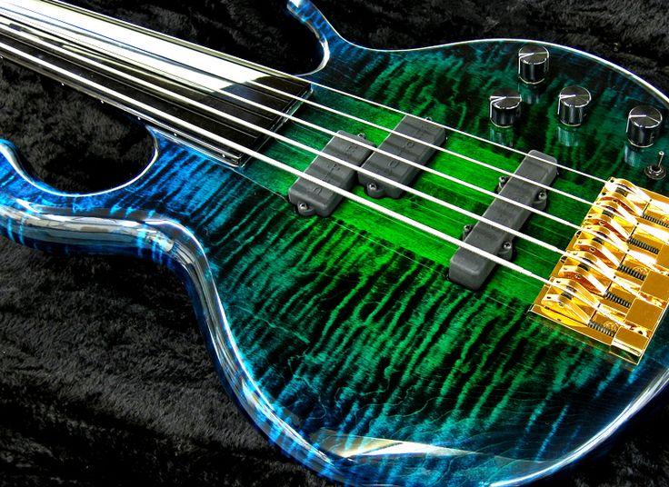 pedulla buzz fretless instruments guitar guitar stand cool guitar. Black Bedroom Furniture Sets. Home Design Ideas