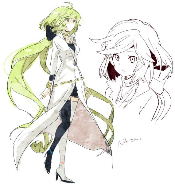 N Harmonia (female version)
