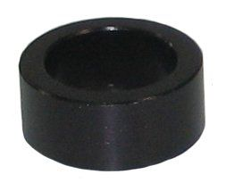"30 - NEW SOUTHWEST SPEED BLACK ALUMINUM BOLT SPACERS, 3/8"" I.D. X 5/8"" O.D. X 1 1/4"" LONG, FLAT ON BOTH ENDS AND DESIGNED TO TAKE UP SPACE BETWEEN BRACKETS, HARDWARE, ETC Southwest Speed http://www.amazon.com/dp/B018J1IV52/ref=cm_sw_r_pi_dp_K6Jvwb1PRG6YB"