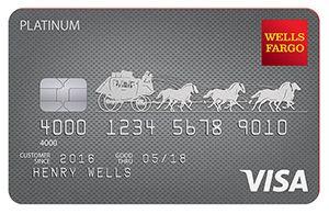 Wells Fargo Platinum Visa Card Review   Credit Card Reviews at NextAdvisor.com