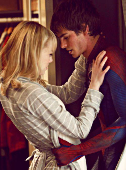 The Amazing Spiderman, great movie. Love them both.