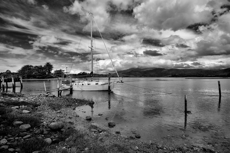 Safe in Harbour by Linda Cutche on 500px