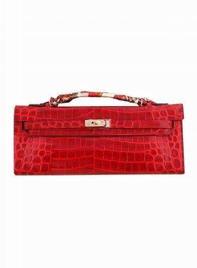 LEARY Metal Lock Wrap Clutch Bag@ shopjessicabuurman.com