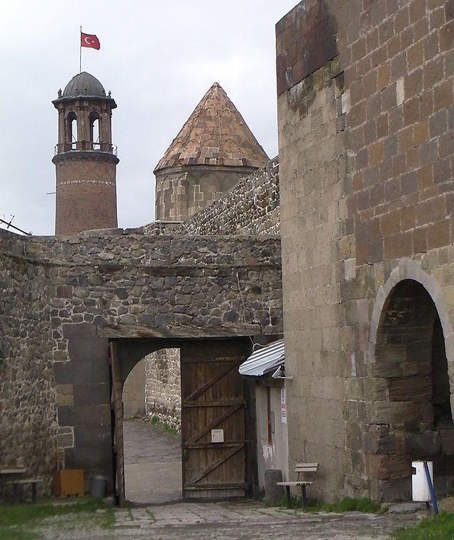 Citadel of Erzurum - Erzurum - Vikipedi