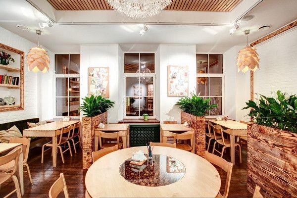 дизайн кафе правильного питания - Пошук Google